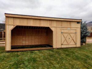 HorseShelterandTackroom