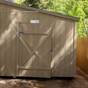 Lean-To Style Wood Storage Sheds's feature image