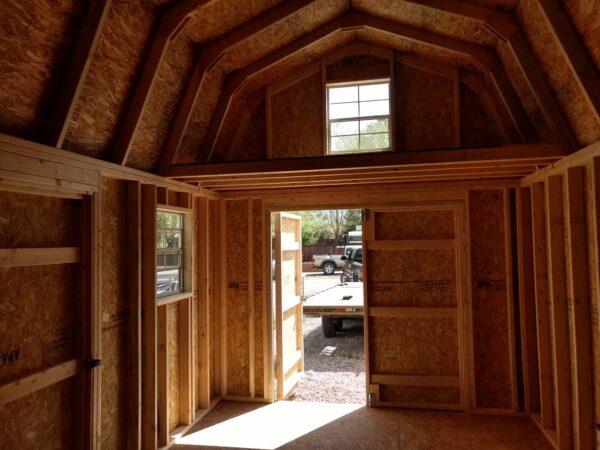 Split Loft inside
