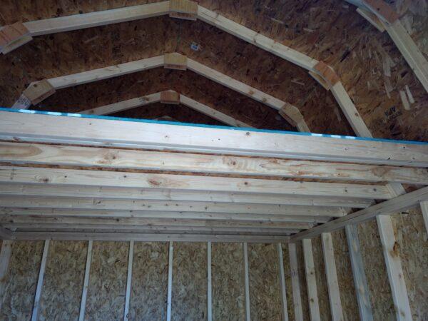Loft inside