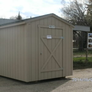 8′ x 8′ Ranch Style shed in Silverthorne's feature image