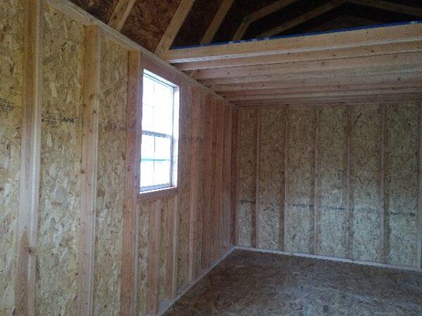10 x `16 Loft Inside
