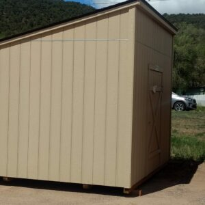 10′ x 14′ Lean To Style shed's feature image