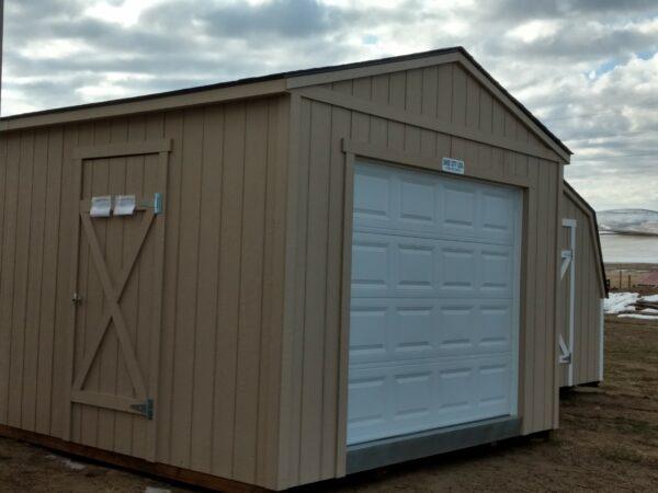 12 x 20 Portable Garage