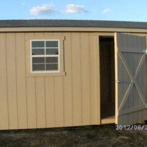 8′ x 16′ Ranch Style wood shed- in Craig's feature image