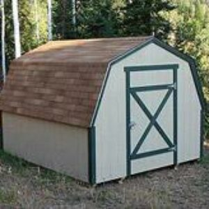 Barn Style Wood Storage Sheds's feature image